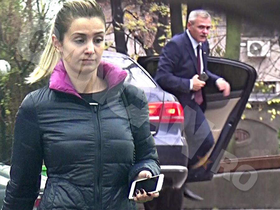 avem primele imagini cu iubita secret u0103 a unuia dintre cei mai puternici politicieni din rom u00e2nia