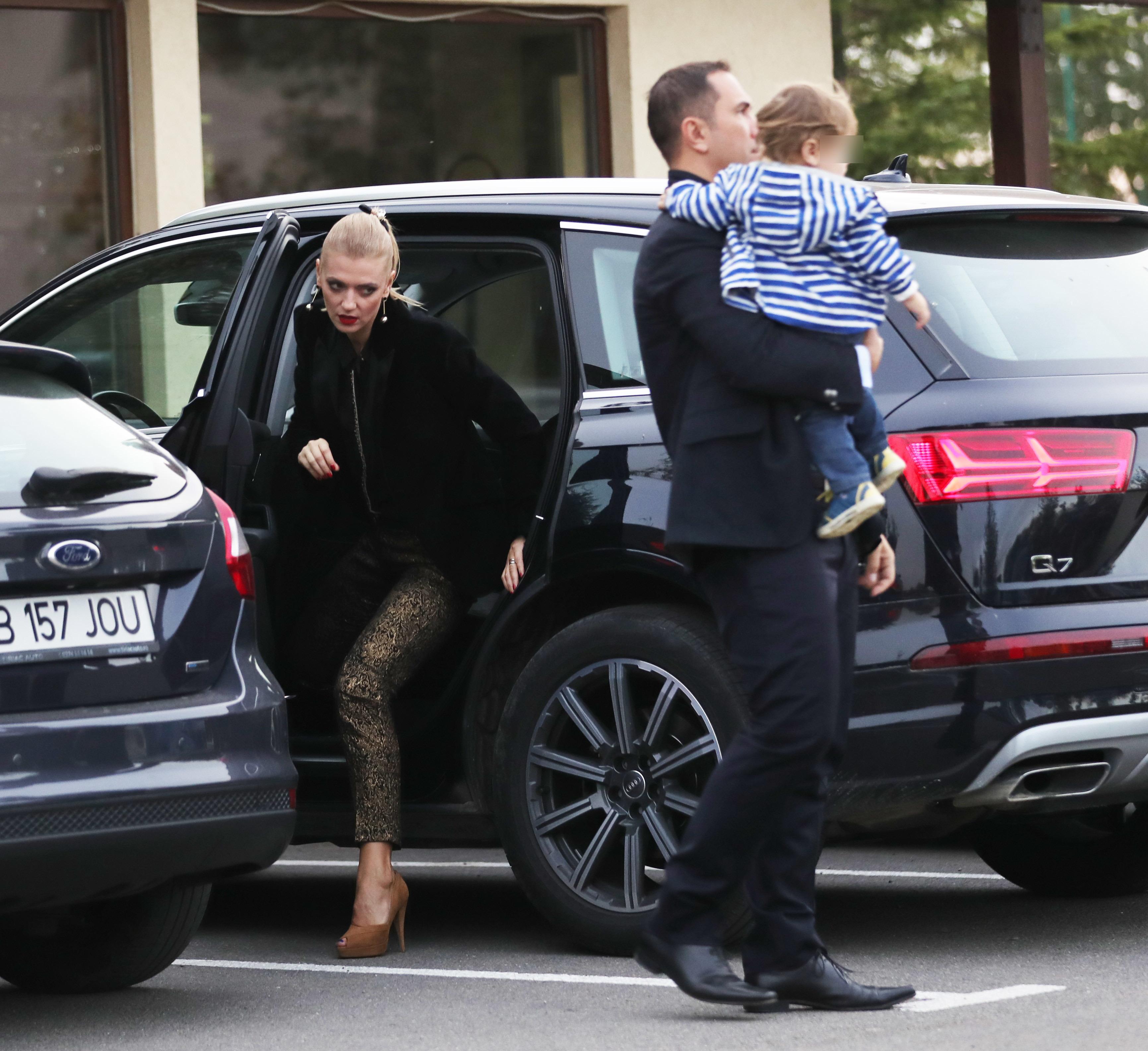 Lucian Isar și Alina Gorghiu au grave probleme financiare
