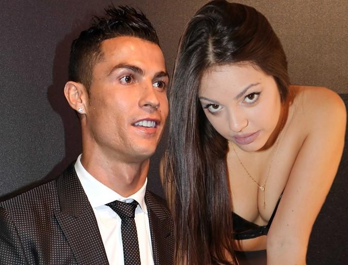 Georgina Rodriguez dezvăluie ce a făcut cu Cristiano Ronaldo la prima întâlnire