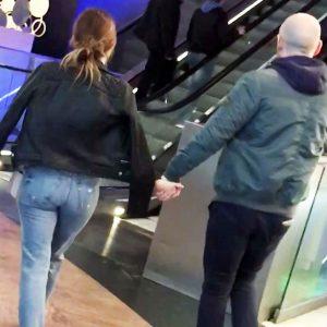 EXCLUSIV. Primele imagini cu cel mai nou cuplu din Romania! Si-au asumat relatia si au iesit de mana in public! Da, sunt chiar ei