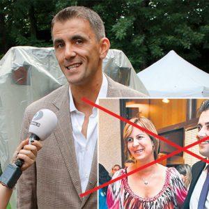 Cum arată soția lui Cosmin Cernat! Partenera de viață a prezentatorului de la Exatlon este o adevărată bombă sexy! Pentru EA a divorțat de Monica Iagăr