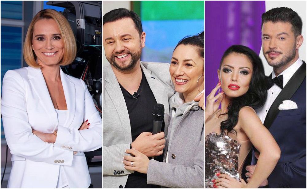 Cati Bani Castiga Un Prezentator Tv