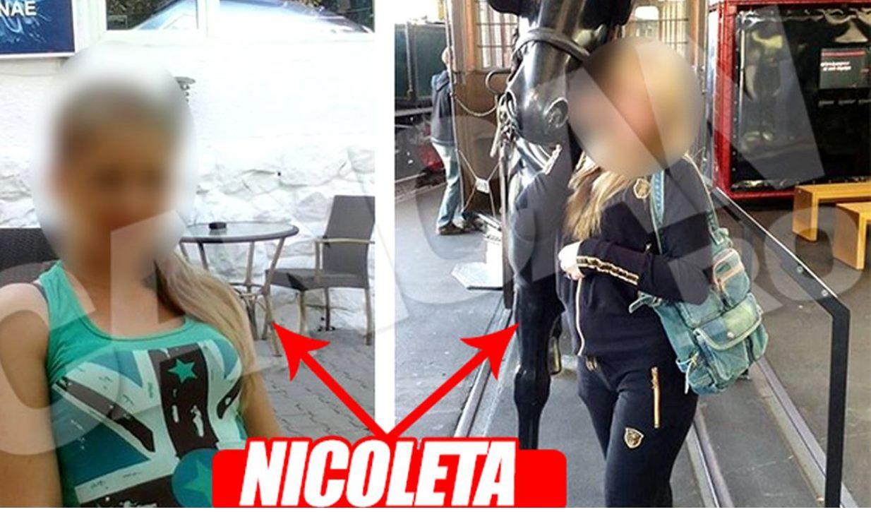 Nicoleta l-a înșelat cu 300.000 de euro pe elvețianul milos