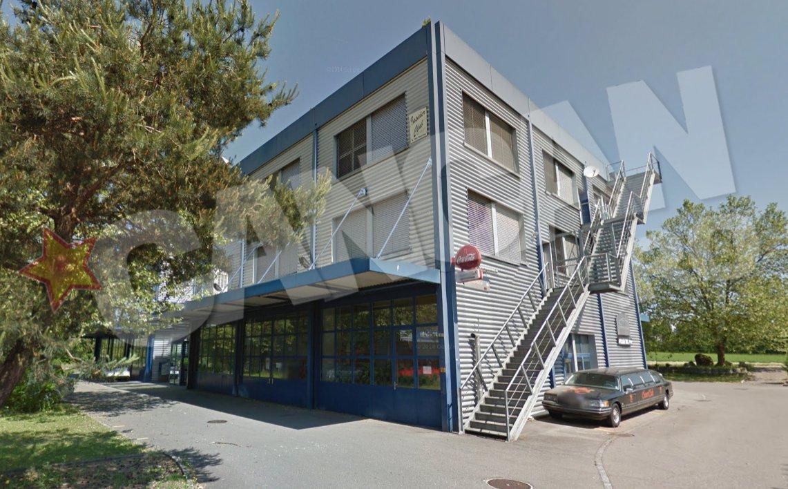 """Bordelul """"Secret Company"""" este amplasat discret intr-o zona industriala de la periferia Zurich-ului"""