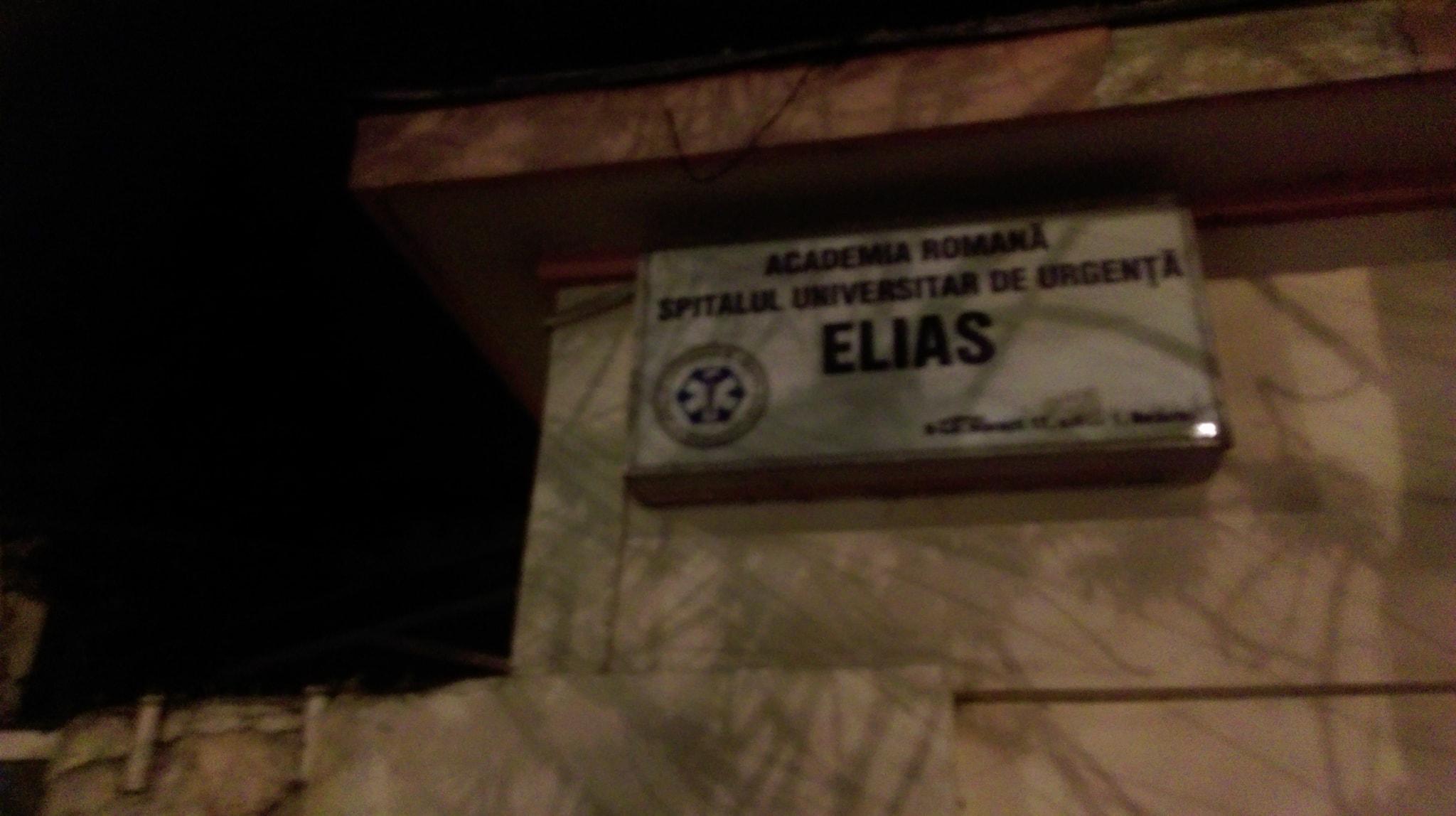 Ionela Prodan a murit luni seară la Spitalul Elias din capitală