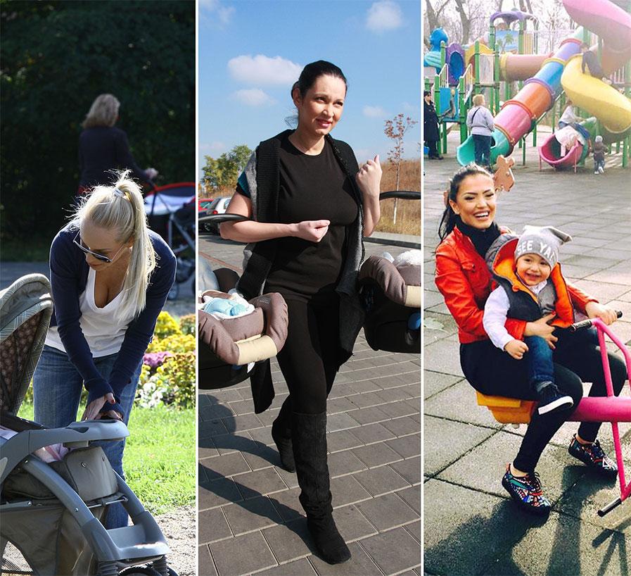 Bomba in Romania: este din nou gravida! Cine e tatal copilului si prima poza cu burtica