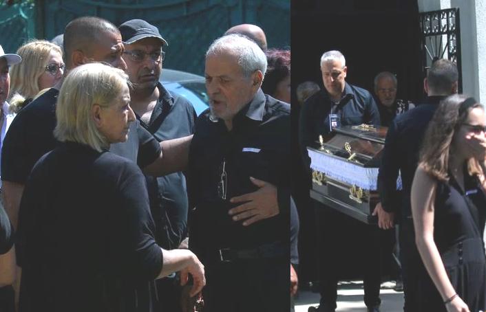 Nelu Ploieșteanu, gest tulburător la înmormântarea fiului său. Era transfigurat, iar cei de lângă el au înlemnit...
