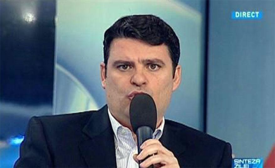 """Radu Tudor, în lacrimi la Antena 3: """"Știrea asta nu voiam să o prezint niciodată"""""""