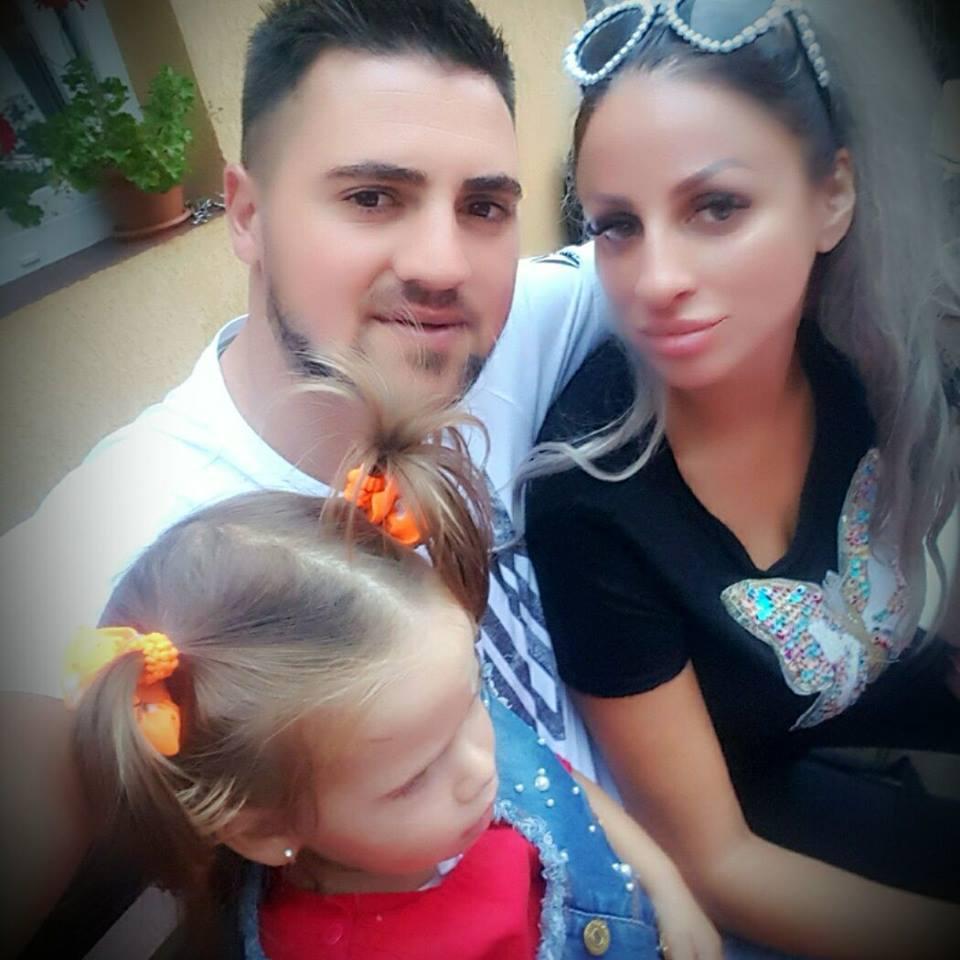 Sânzi are o familie foarte frumoasă