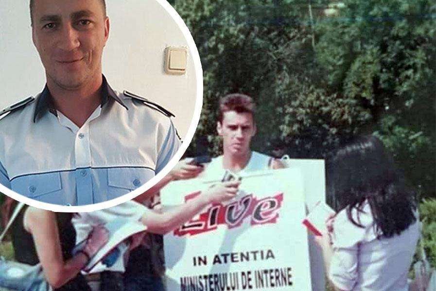 Mircea Badea, atac la Marian Godină, după ce omul legii a postat pe Facebook această poză veche cu el