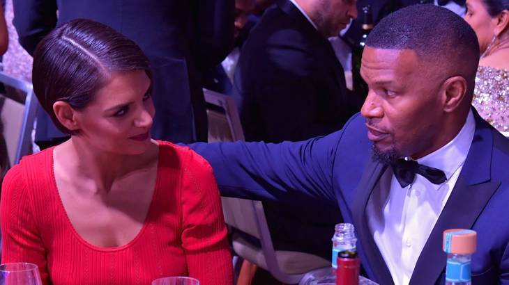 Who is jamie fox dating in Australia