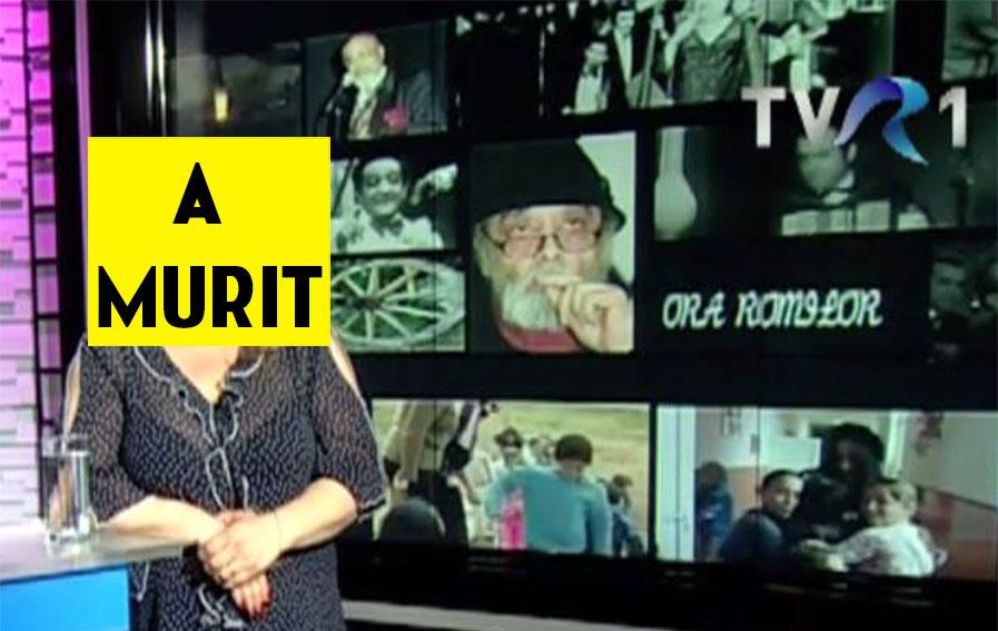 Breaking news! A murit prezentatoarea TV! O stia toata Romania