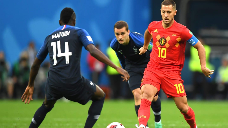 Franța a eliminat Belgia în semifinale