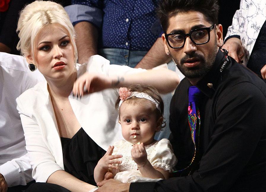 Boala fetiței lor i-a dat peste cap! Adevăratul motiv pentru care Connect-R și Misha au divorțat!