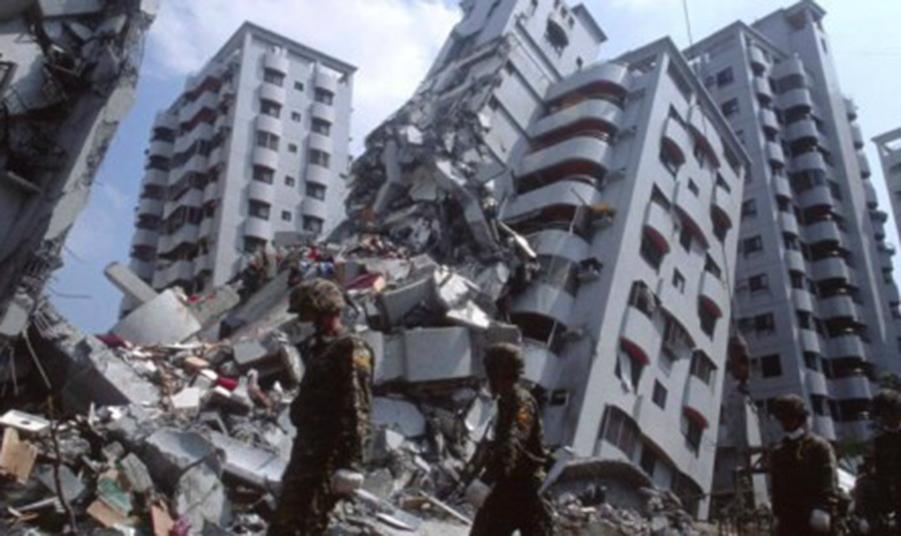 """""""Cutremur de 7.5 grade în România"""""""