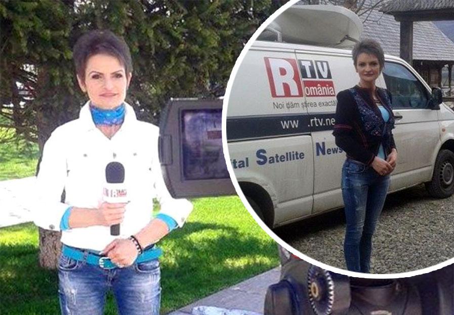 Atentie, imagini reale! Corespondentul TV Aurina Petrea a castigat un concurs de culturism! Cum arata fara haine