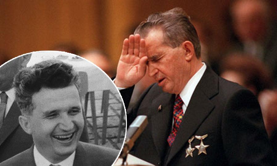 Bancul preferat a lui Ceaușescu! Se tăvălea pe jos de râs când îl auzea