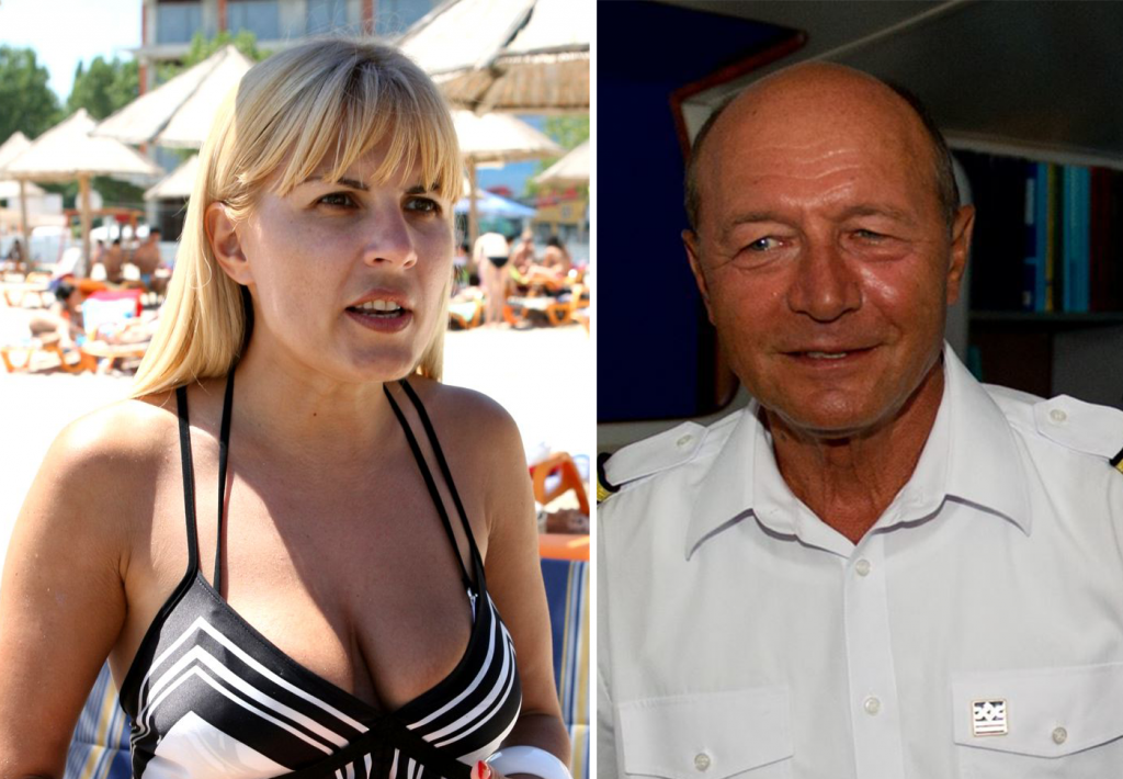 Udrea i-a innebunit in avion! Basescu a trimis-o sa-si schimbe... Da, e adevarat