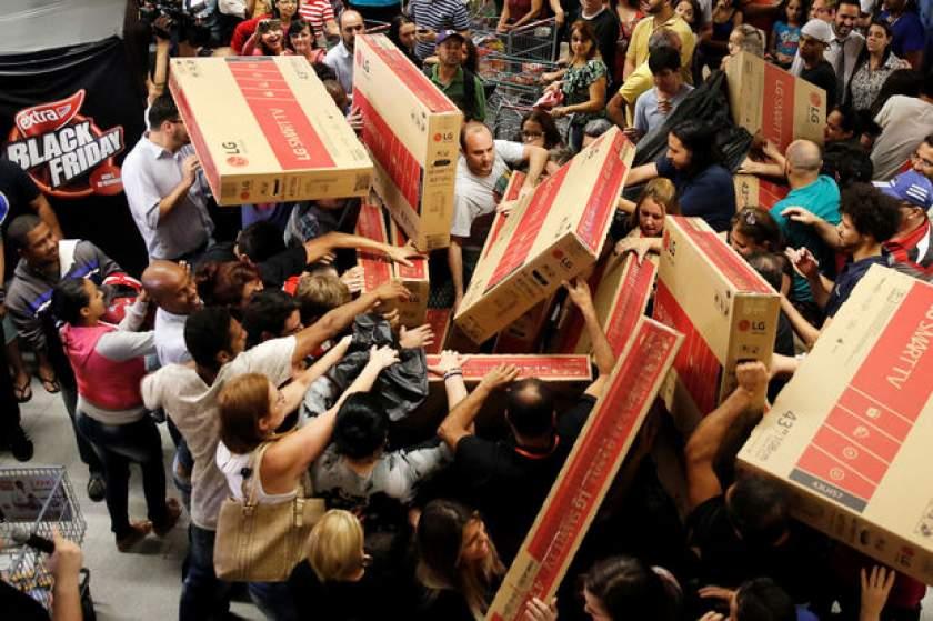 Ce produse cumpără românii mai mult, de Black Friday