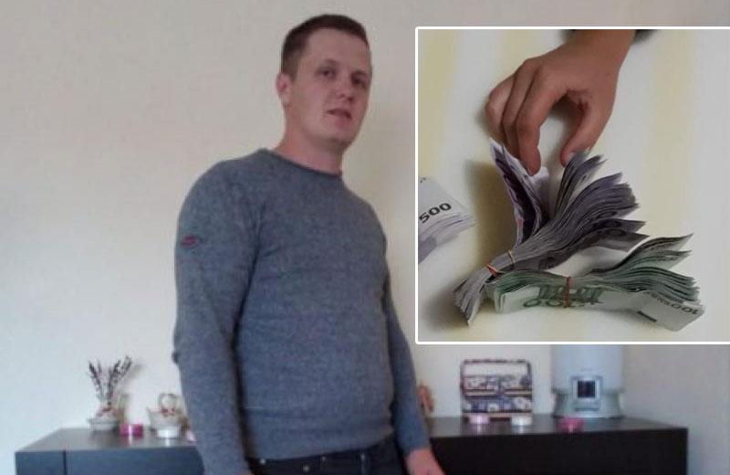 Ai cui erau cei 95.000 euro găsiţi într-un dulap second-hand! Cum a fost răsplătit bărbatul din TIMIŞ pentru că a returnat banii