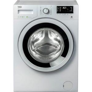Masina de spalat rufe Slim Beko WRE6532ZWBW, 6 kg, 1000 RPM, Clasa A+++, Display LED, Alb