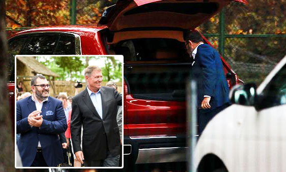 Fratele Președintelui Iohannis şi-a cumpărat cel mai scump SUV din lume! A rupt Bucureștiul în două