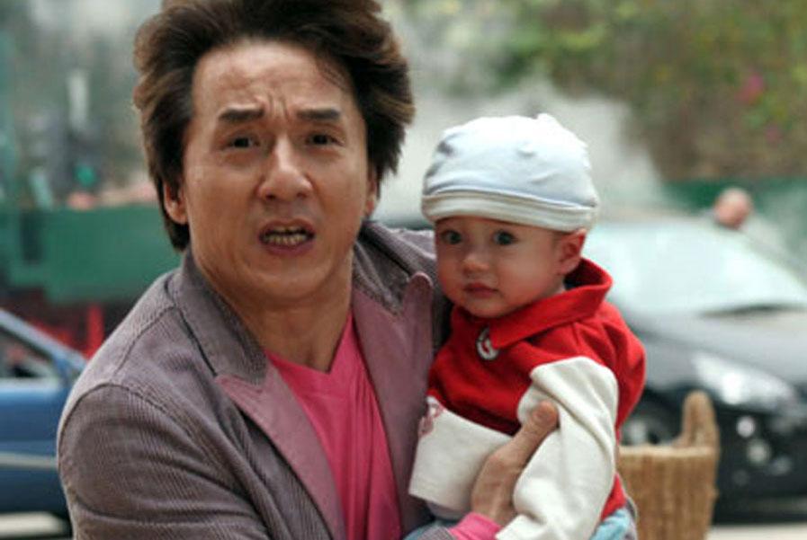 Fiica lui Jackie Chan has a look at IUBITA ei! Imagini spectaculoase de la nuntă! Cum close the Etta Ng Chok Lam 19 year old