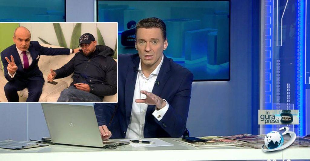 Mircea Badea, reacție incredibilă după ce Rareș Bogdan a fost suspendat de la Realitatea TV! Ce a spus despre Oreste la miezul nopții
