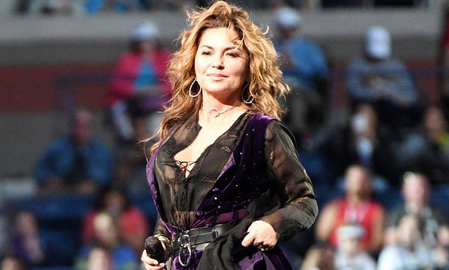 Moment rușinos pentru Shania Twain! A făcut pipi pe scenă