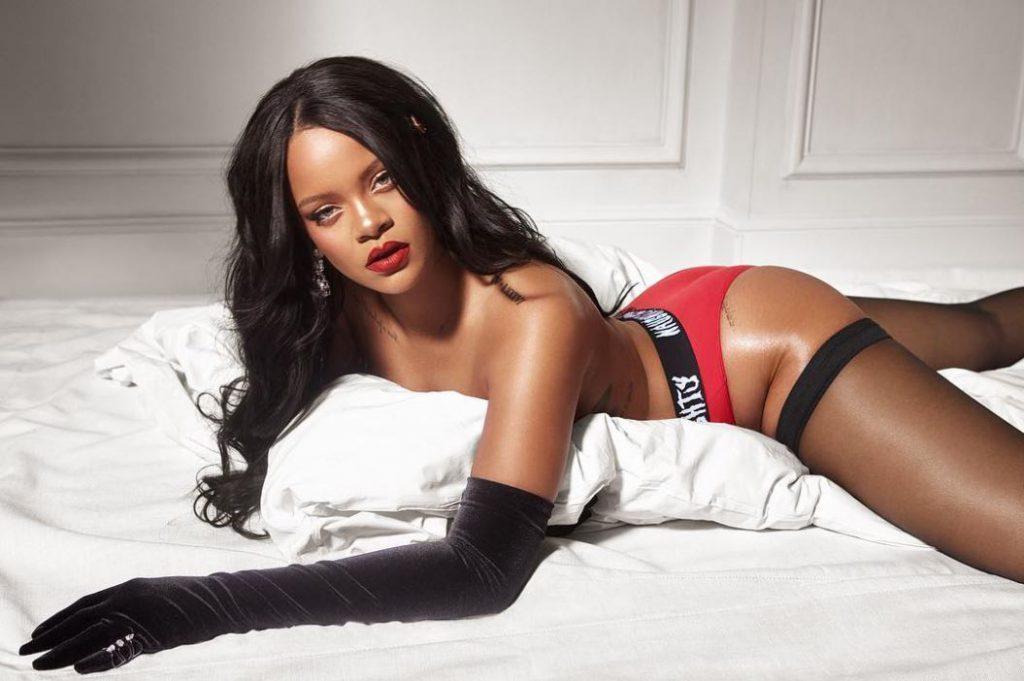 Rihanna: Nu pot să nu slăbesc
