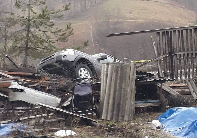 Terrible accident on DN 1! Unfortunately, it was a famous singer from Romania