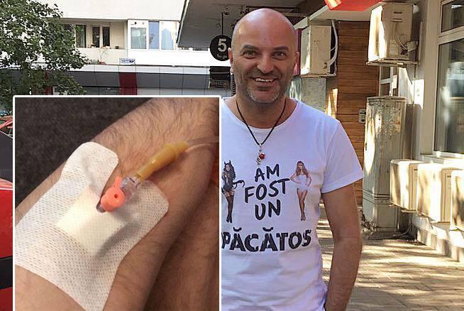 Boala de care suferă Dan Capatos! A fost înlocuit la emisiunea de la Antena 1