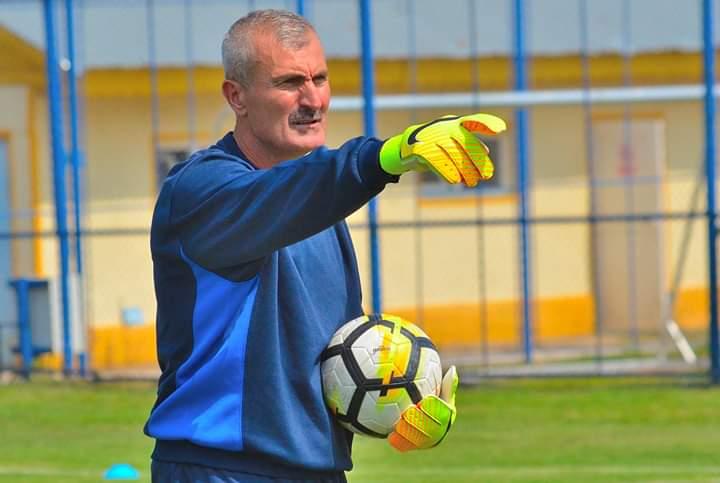 Dan Moței este acum antrenor cu portarii la Aerostar Bacău