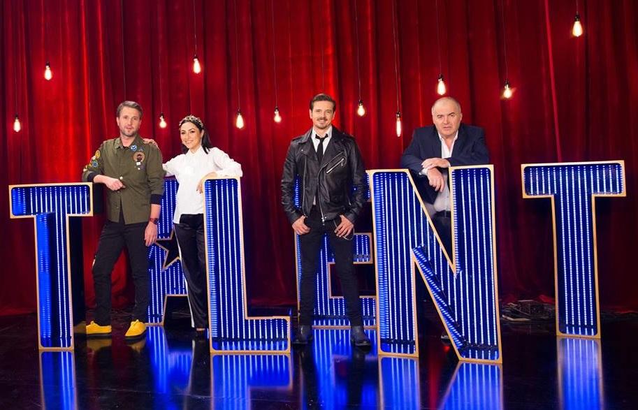 Românii au talent LIVE. Urmărește AICI show-ul de la Pro TV