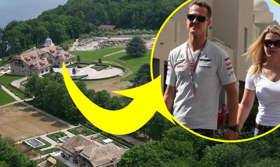 ULTIMA ORĂ | Michael Schumacher, surprins pe terasa vilei sale!