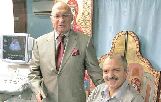 Victor Socaciu a fost pacientul lui Mihai Lucan