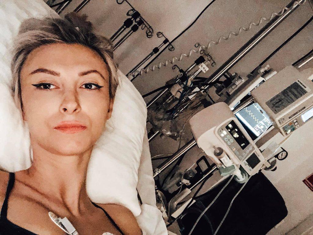"""Andreea Bălan operată din nou vineri seara! Ce i-au descoperit medicii: """"Acum ma lupt cu durerea"""""""