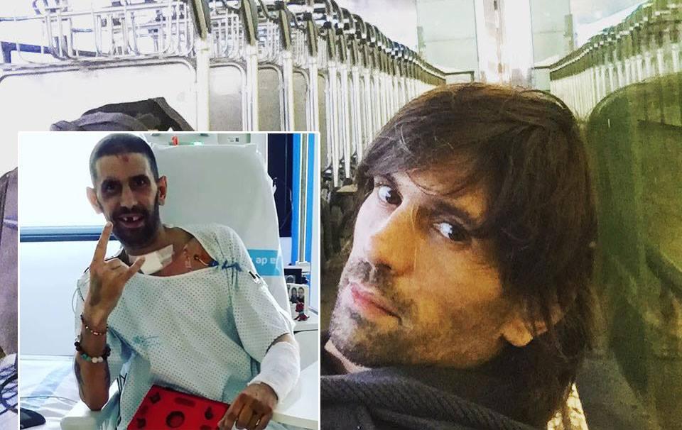 """Dj Pagal și-a revenit din comă! E transfigurat după accidentul din Ibiza: """"După o săptămână de comă și 5 operații"""""""