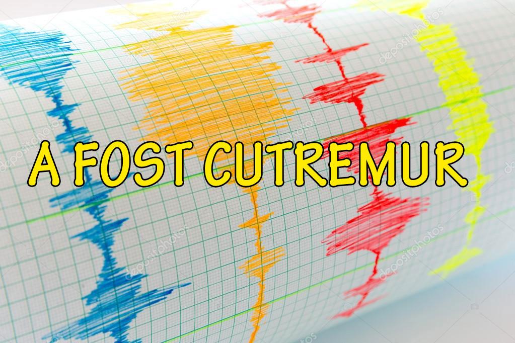 Încă un cutremur a zguduit România la ora 2:22