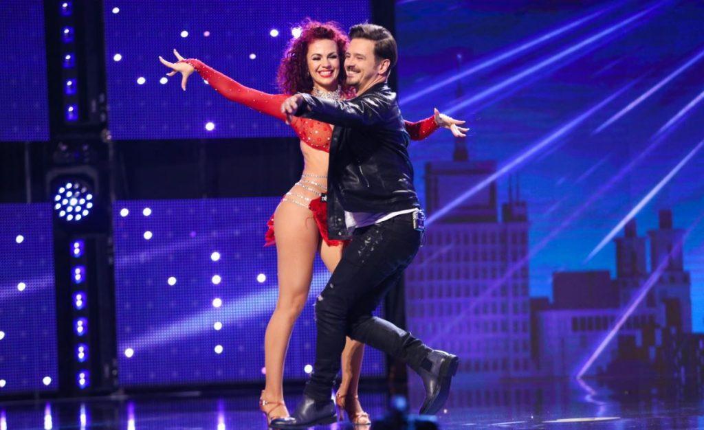 Cine este, de fapt, Simona Petric, dansatoarea care l-a înnebunit pe Mihai Petre la Românii au talent. Ce NU s-a spus la Pro TV