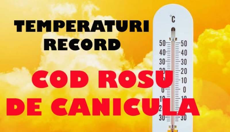 Cod roșu de caniculă în România. 40.8 grade Celsius - cea mai călduroasă lună mai din istoria țării noastre