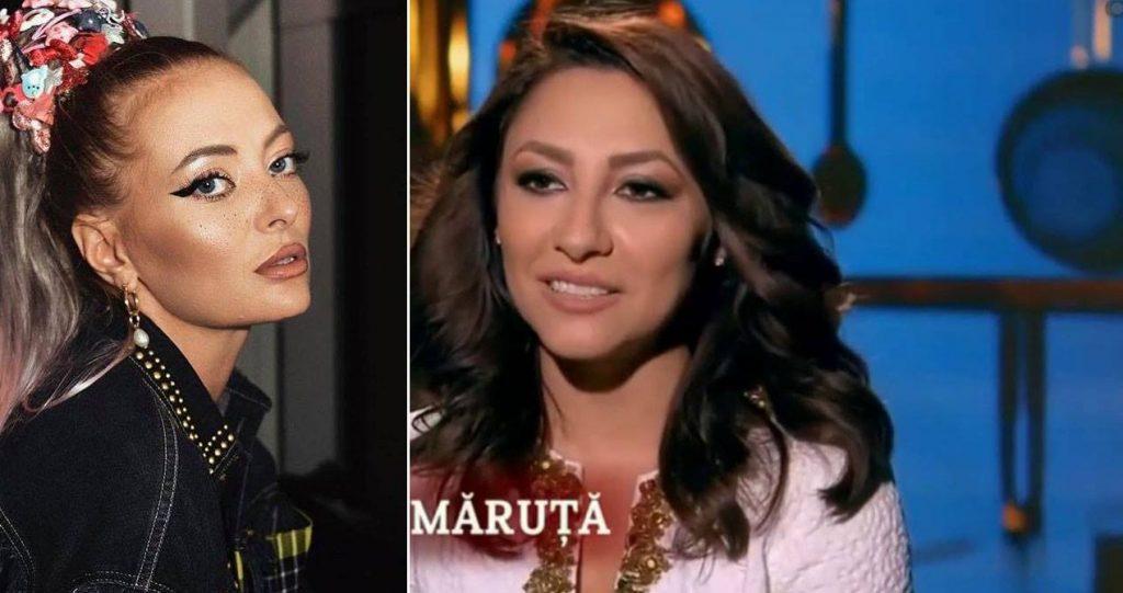 """Pro Tv vs. Antena 1. Delia a imitat-o pe Andra Maruță. Când și-a dat seama ce a ieșit, a spus: """"O să se supere pe noi""""   VIDEO"""