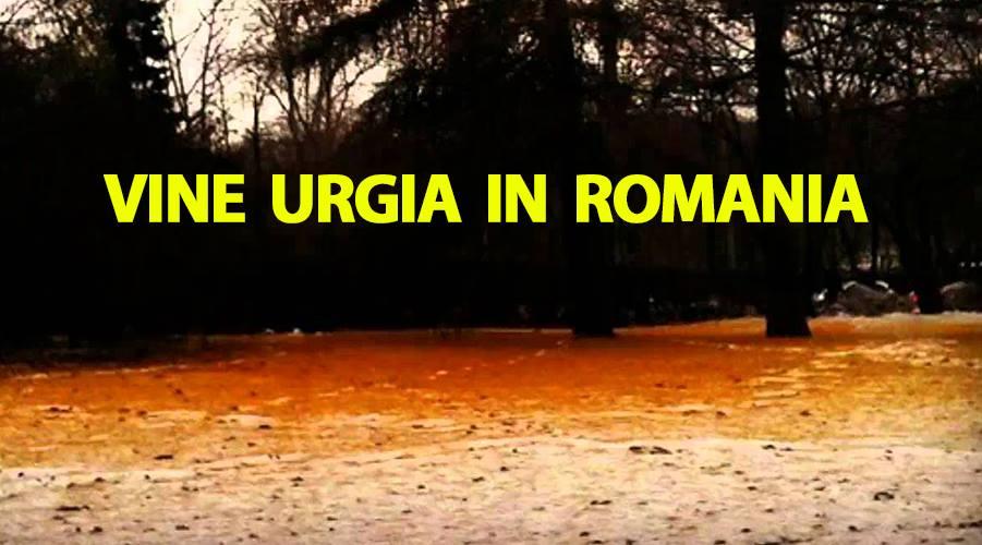 Vine urgia în România! ANM a instaurat codul portocaliu