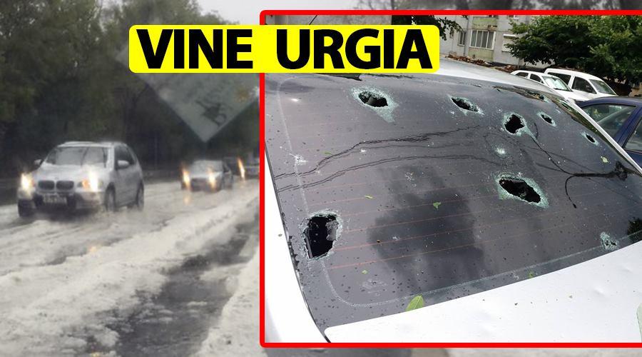 Vine urgia în toată România! ANM, atenționare meteo emisă în urmă cu câteva minute