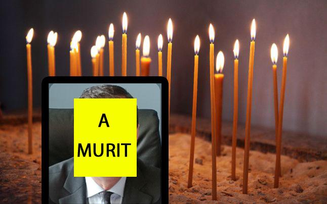 A murit un nume greu din Romania chiar de Florii. Trupul neînsufleţit este depus la Capela Catedralei Episcopale Adormirea Maicii Domnului