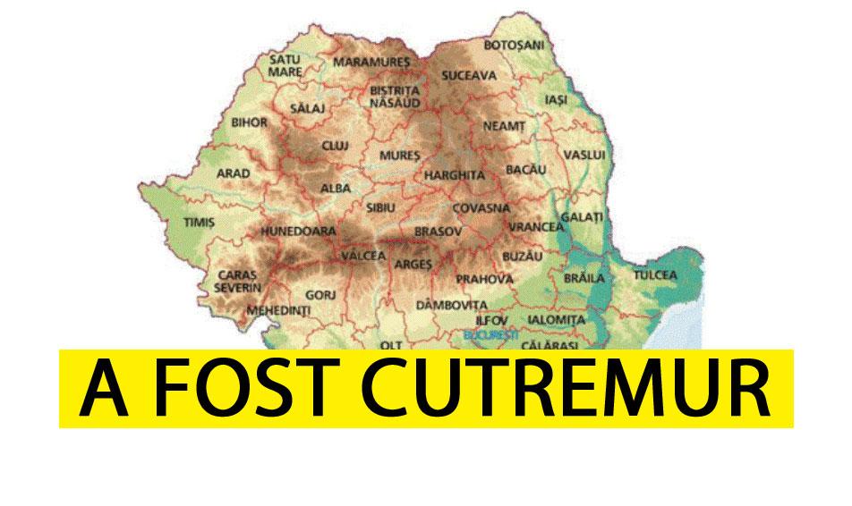 Cutremur în această dimineață, la ora 2:37 în România. L-ați simțit?