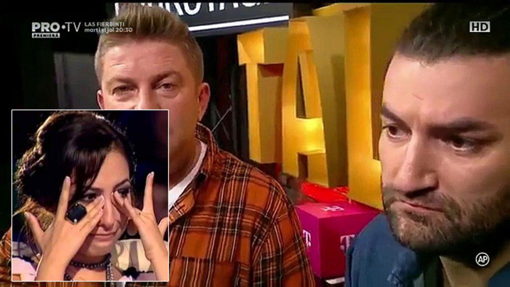 Scandal la Românii au talent! Ce NU s-a văzut la televizor: cuvinte dure la adresa Andrei Măruță