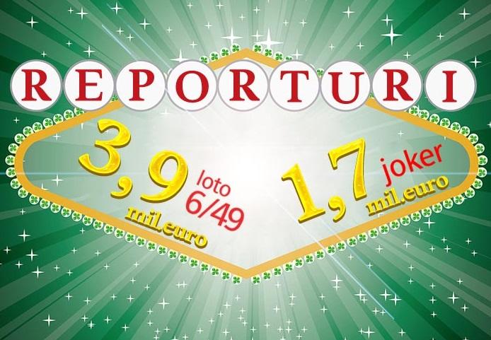 Loto 6 din 49. Rezultatele extragerii Loto 6/49, numerele din Duminica Floriilor, când este un report de peste 3,92 milioane de  €