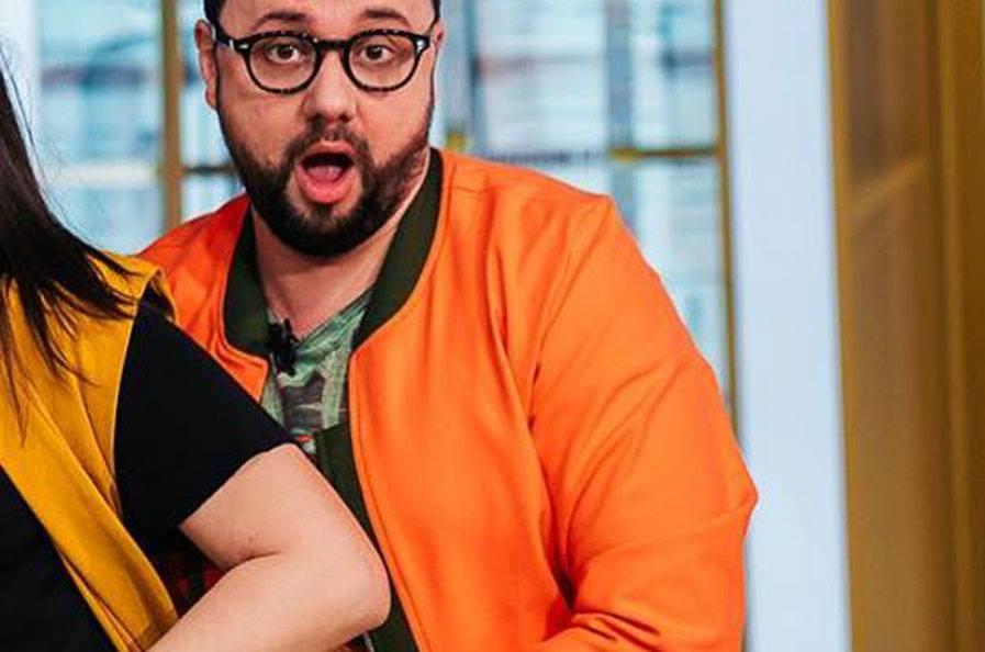 Noi imagini cu Andra însărcinată, după ce Cătălin Măruță a anunțat pe Facebook că e gravidă! Surpriză la Pro TV