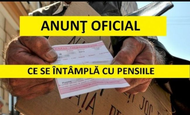 Modificare de urgență la Legea Pensiilor! Care sunt românii vizați